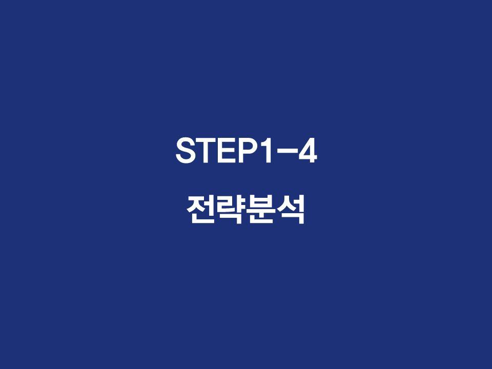 STEP1-4 전략분석