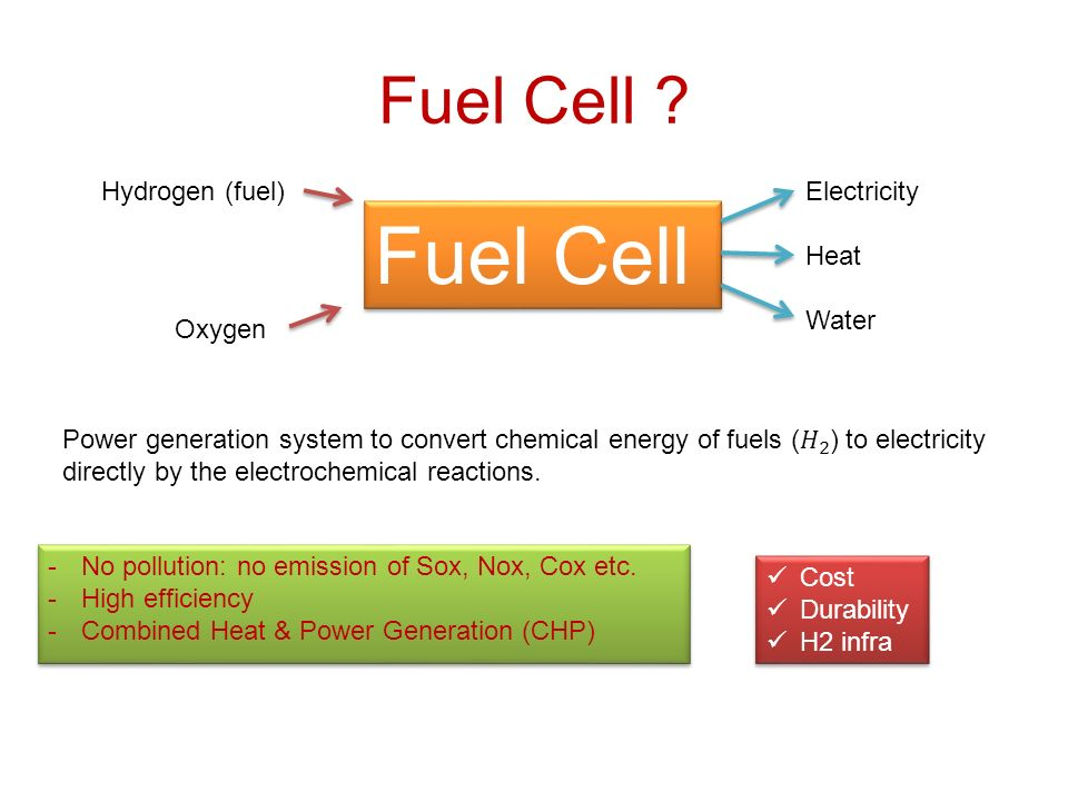 Fuel Cell .