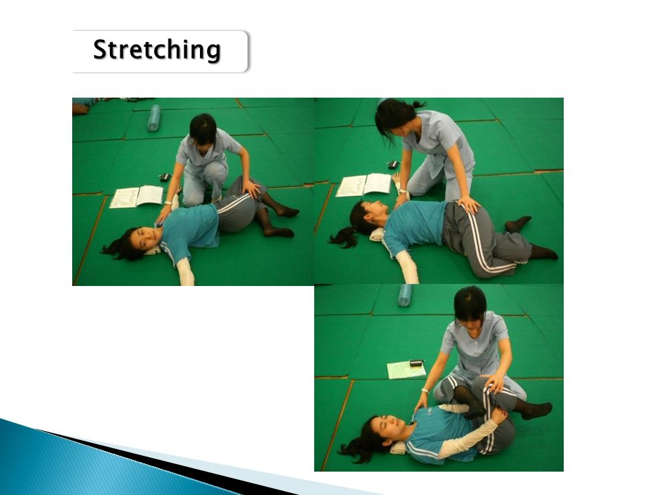 StretchingStretching